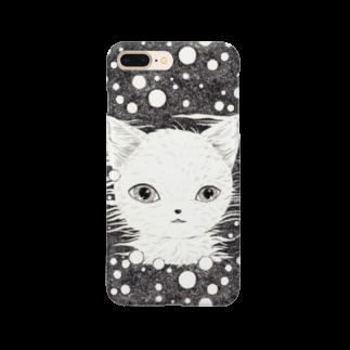橋本京子の夜に溶ける Smartphone cases