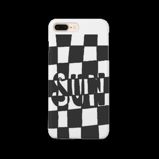 晴田書店のSUN Smartphone cases