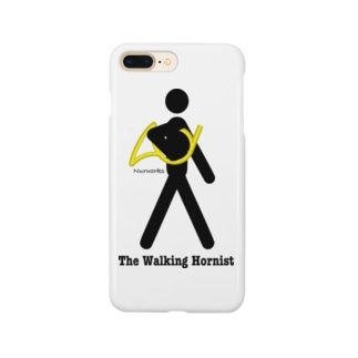 The Walking Hornist w/ Logo Smartphone cases