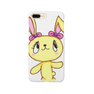 心の妖精・ココロン Smartphone cases