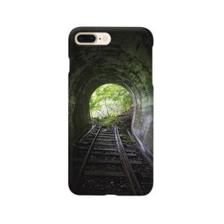 廃線隧道 Smartphone cases