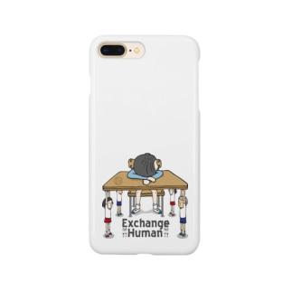 スリーピングデスク【EH】 Smartphone cases