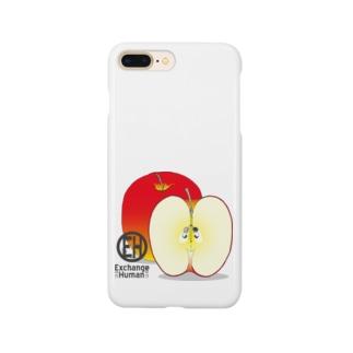 りんごの種【EH】 スマートフォンケース