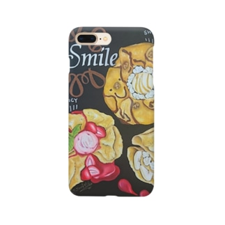 smile baby Smartphone cases