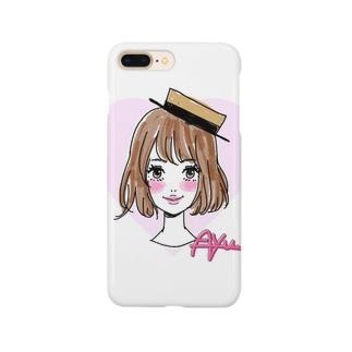 あゆ Smartphone cases