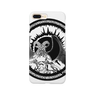 バフォメット Smartphone cases