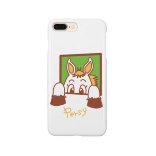 Persy(パーシー君) Smartphone cases