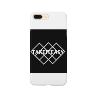 晴田書店のTAKE IT EASY Smartphone cases