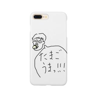 たまごうまっ!!! Smartphone cases