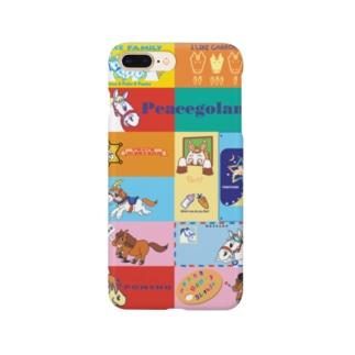umacharasyuugou Smartphone cases