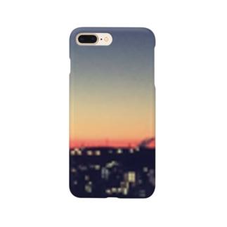 遠く遠く Smartphone cases