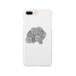 ぐるぐる Smartphone cases