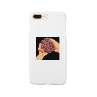 脳味噌 Smartphone cases