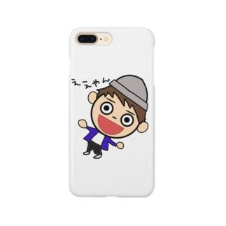 ええやん姫路なべちゃん スマートフォンケース