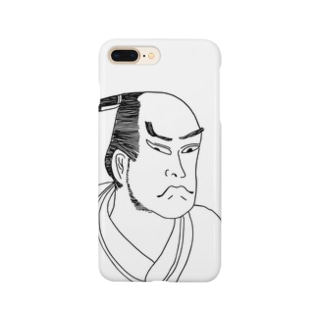 JUNSEN(純仙)江戸侍 九重十吉358A Smartphone cases