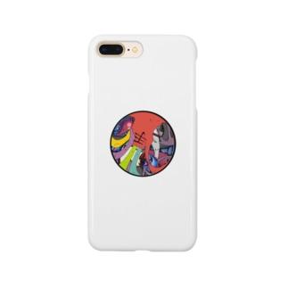 手ノ内 Smartphone cases