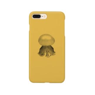 ルテウムジェリー(黄色) Smartphone cases