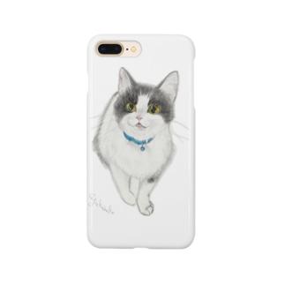 サスケ君 Smartphone cases