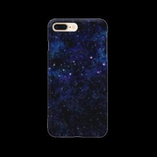 HOSHIGARの星空 Smartphone cases