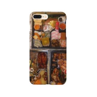 お節料理 Smartphone cases