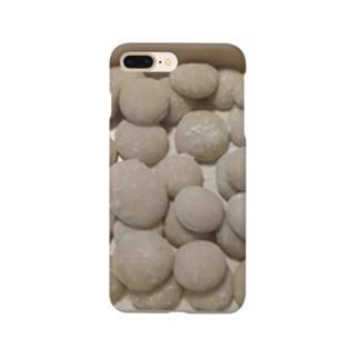 お餅(おもち) Smartphone cases