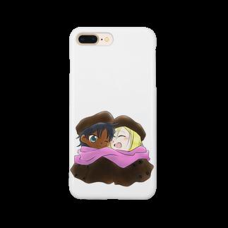 まきむらの冬服 2018.01ver Smartphone cases