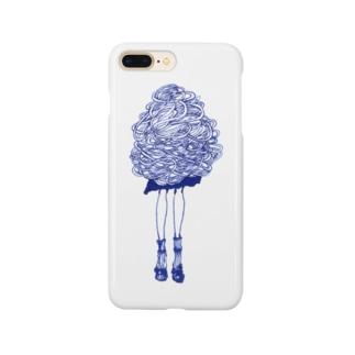 アシ Smartphone cases