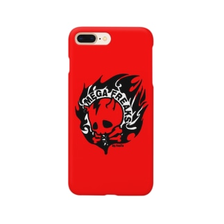 ≪スマホケース≫【MEGA FREAKS】オリジナルロゴグッズ Smartphone cases