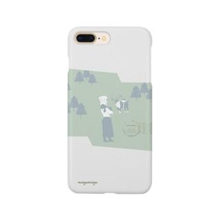 少年とトナカイ Smartphone cases