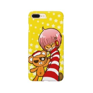「ニコ×バツ」 Smartphone cases