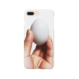 Tamago o Tsumamu Smartphone cases