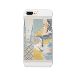 好きな子の。 Smartphone cases