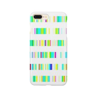 Color Bars Smartphone cases