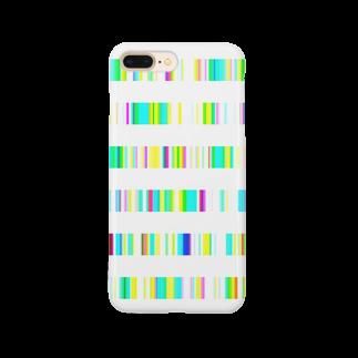 レオナのColor Bars Smartphone cases