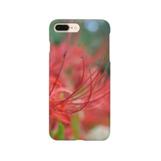 紅色の道 Smartphone cases