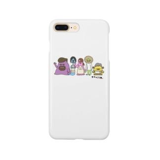 ママナイフメンバー(スマホリング用) Smartphone cases