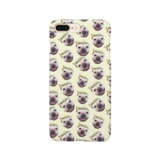 花冠とんこつ Smartphone cases