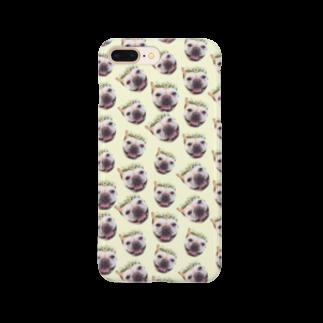 RedTonkotsuの花冠とんこつ Smartphone cases