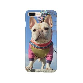 とさかのとんこつ Smartphone cases