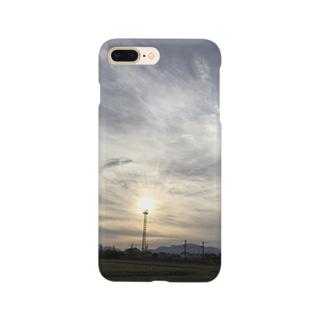 太陽の電波塔 Smartphone cases