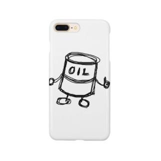 ムハンマド@石油王同好会のオイルくん Smartphone Case