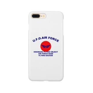 ユーフォーエアフォース Smartphone cases