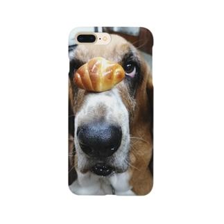 オデのぱん(犬) Smartphone cases