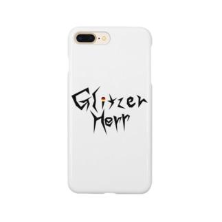 グリッターヘル Smartphone cases