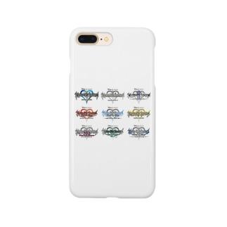 キングダムハーツ Smartphone cases