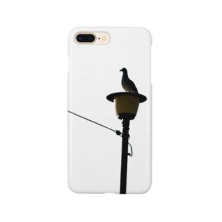 黒海鳥 Smartphone cases