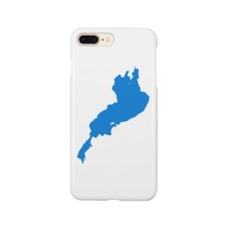 琵琶湖 スマートフォンケース