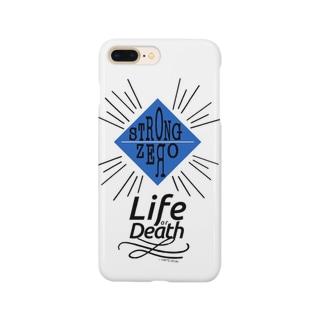 生きるか死ぬか Smartphone cases