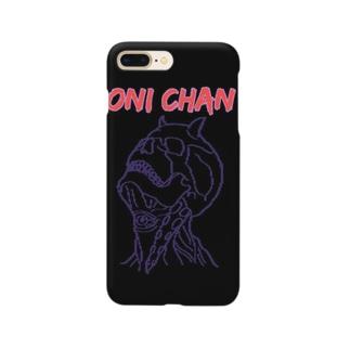 ONI CHAN スマートフォンケース