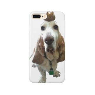 ぼく王子でち!(犬) Smartphone cases